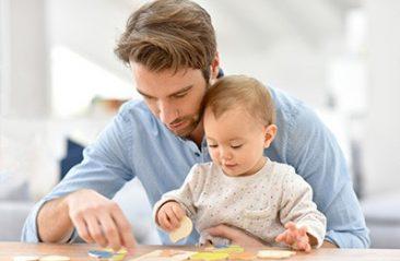 activite avec papa